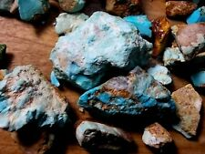 bisbee and sleeping beauty turquoise natural rough 1968 and 1986 quality over1lb