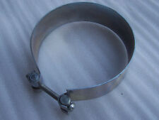 PISTON RING COMPRESSOR CLAMP 80 - 85 mm BSA TRIUMPH NORTON AJS MATCHLESS ARIEL