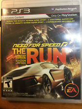 Need of For Speed: The Run