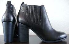 ESPRIT Stiefelette Damen Ankle Boots Leder Schuhe Cukka Schwarz Gr.38 NEU