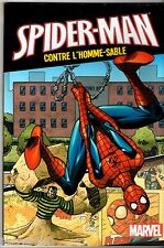 SPIDER-MAN CONTRE L'HOMME SABLE ¤ 2013 marvel/hachette jeunesse
