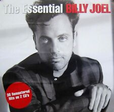 BILLY JOEL POSTER, SOLO PIANO/ESSENTIAL BILLY (MSC3)
