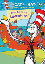 The Cat in the Hat Knows a Lot About That!: Let's Go on an Adventure! (DVD,...