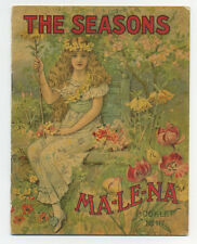 Medical ad booklet - The Seasons - Malena #117