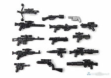 BrickArms Star Wars™ Blaster Waffen Set, Custom für LEGO® Figuren