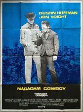 Affiche MACADAM COWBOY Midnight Cowboy DUSTIN HOFFMAN Jon Voight 120x160cm