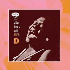 Dinah Washington:  After Hours With Miss D (CD)