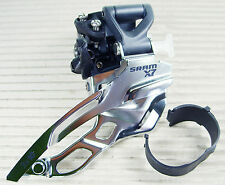 SRAM X7 UMWERFER 3 X 10 - MAX 39 ZÄHNE - HIGH CLAMP - TOP PULL - 00.7615.174.020