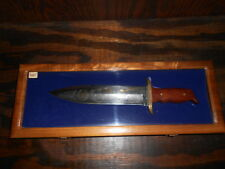Harley Davidson Buck 85th Anniversary knife 1988 - NICE KNIFE- LARGE BUCK