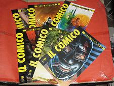 BEFORE WATCHMEN IL COMICO in serie COMPLETA N°1/6 -spillati -di BRIAN AZZARELLO
