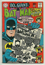 Batman 1968 #198 Fine/Very Fine
