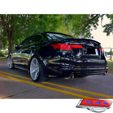 HOT! Painted Honda Accord Sedan 2008~2012 Roof Spoiler + M Type Trunk Spoiler ♞