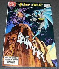 """BATMAN 366 """"JOKER Is Wild!"""" 1st Jason Todd in Robin Costume JOKER cover & story"""