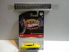 Hot Wheels Larry's Garage Yellow So Fine w/Real Riders