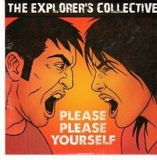 (CE200) The Explorer's Collective, Please Please Yourself - sealed DJ CD