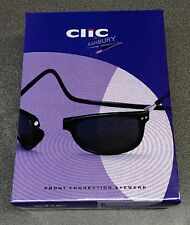 Clic Magnetic Glasses Expandable Ashbury Tortoise Black SunGlasses Clics Clic