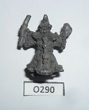 Warhammer Citadel Metal C02 Wizard DWARF GNOME NECROMANCER 1985 O 290