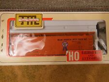 HO SCALE TRAIN MINIATURE 8109 BLUE RIBBON BEEF PACKING 40' WOOD REEFER KIT