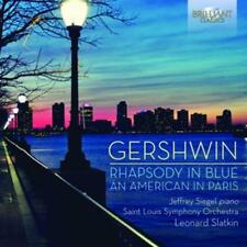 Siegel,Jefrey - Rhapsody in Blue/An American in Paris - CD