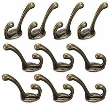TAPCET 20 Pack Vintage Antique Iron Hat Coat Clothes Towel Robe Bath Hooks Wall