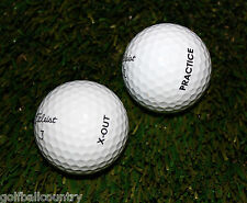 36 AAA Titleist Pro V1 Practice/X-Out Mix Used Golf Balls