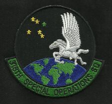 AIR FORCE USAF 318th SPECIAL OPERATIONS SQUADRON 318TH SOS MILITARY PATCH