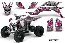 Yamaha YFZ 450 AMR Racing Graphic Kit Wrap Quad Decals ATV YFZ450 04-13 BRITTANY