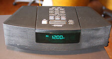 BOSE Wave Radio/CD black VERY NICE no remote
