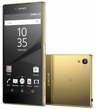 New Sony XPERIA Z5 Premium E6853 Quad 23MP (FACTORY UNLOCKED) 32GB Gold Phone