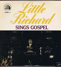 LP LITTLE RICHARD SINGS GOSPEL