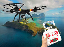 Black Syma X8W Explorers Drone WiFi FPV RC Quadcopter 4CH Gyro 2MP Camera RTF