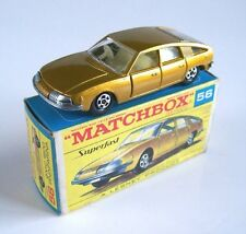MATCHBOX SUPERFAST 56 BMC 1800 PININFARINA, 1970, MIB!