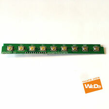 GOODMANS G40227FT2 40 INCH LED TV FUNCTION BUTTON BOARD MSH2KEY 32