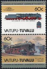 1936 DRG/DB Class 45 2-10-2 Deutsche Reichsbahn Train Stamps / LOCO 100