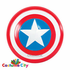 "Captain AMERICA 12 ""SCUDO ufficiale Marvel Kids Costume Accessorio"