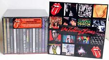 ROLLING STONES Remasters 14 CD Box Set - NEW! SEALED! +more  Ships from the USA!