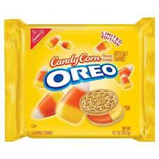 Nabisco Oreo Candy Corn Sandwich Cookies Limited Edition 10.7oz New