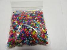 1000pcs 2mm Glass Seed Round Spacer beads for Jewellery making - UK SUPPLIER