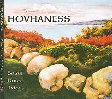 Alan Hovhaness: Solos, Duos, Trios