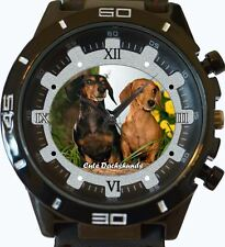 Dachshunds New Gt Series Sports Unisex Gift Watch