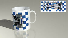 BMW SAUBER  coffee tea mug /gift present birthday novelty