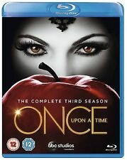 Once Upon a Time Complete Series 3 Blu Ray All Episodes Third Season UK Release