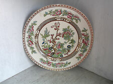 Alfred Meakin England THE INDIAN TREE Dinner Plate 10""
