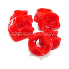 Energy Suspension Motor Mount Inserts Bushings Red 16.1109R Fits 90-93 Integra