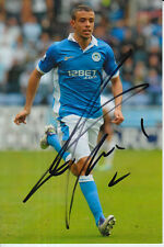 WIGAN HAND SIGNED FRANCO DI SANTO 6X4 PHOTO 1.