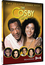 The Cosby Show: Third Fourth Seasons 3 Three & 4 Four - NEW!