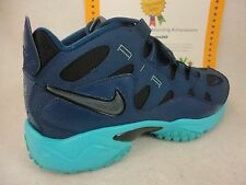 Nike Air Diamond Turf Raider,Brave Blue / Gamma Blue, 2013 DS, Size 12