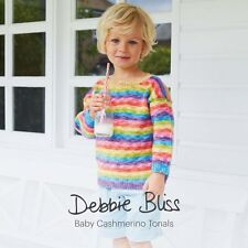 Baby Cashmerino Tonals Pattern Book by Debbie Bliss