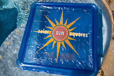 Solar Sun Square™ Water Heating Device For Aboveground Inground Swimming Pool
