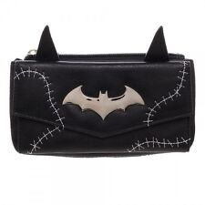 DC Comics Batman Catwoman Front Flap Wallet NEW Logo Catman Purse